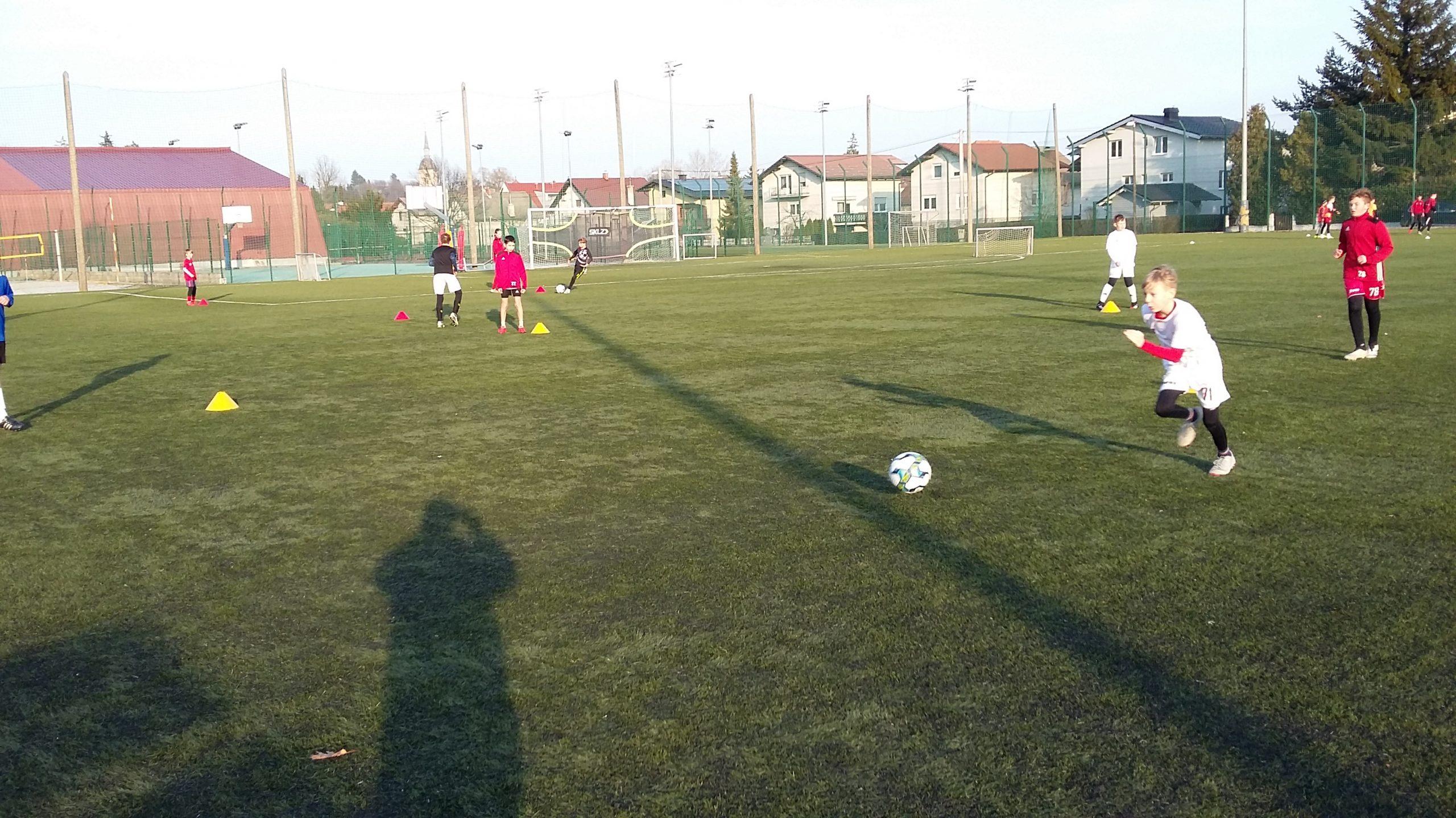 Nogometna šola NK Kety Emmi Bistrica znova začela z delom